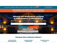 Le site web Réunir