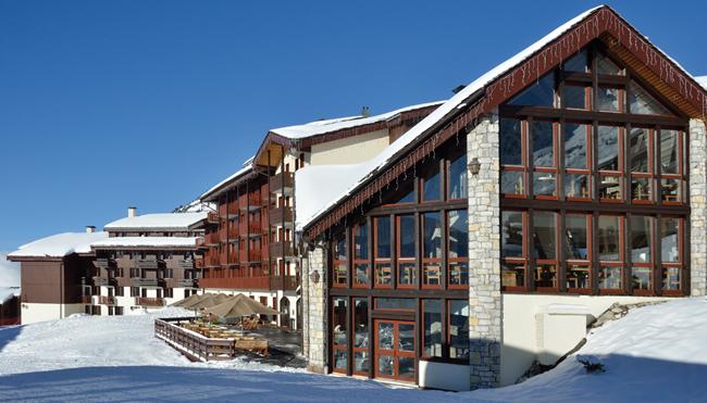 Hôtel Belle-Plagne 2100